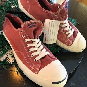 Converse Jack Purcell canvas sneakers 11.5